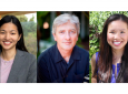 Biomedical engineers Wendy Liu, Christopher Hughes and Michelle Khine all receive pilot grants for their innovative research.