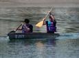 UCI Concrete Canoe