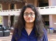 Mounika Kodali wins Young Author Prize for her research on enhancing the performance of microbial fuel cells (MFCs) by introducing several catalyst materials.