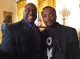 Dean Washington with will.i.am