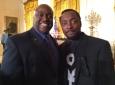 Dean Washington with will.i.am