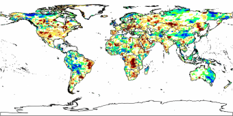 global integrated drought monitoring and prediction system (GIDMaPS)