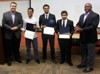 Best of Symposium winners