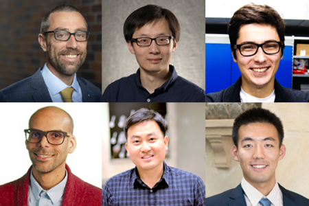 Six New Faculty Join UCI Engineering