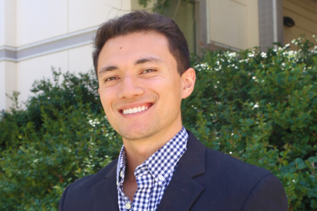 Austin Lefebvre, biomedical engineering graduate student researcher, created a faster, automated, unbiased algorithm called Mitometer to track mitochondria's motility and morphology.