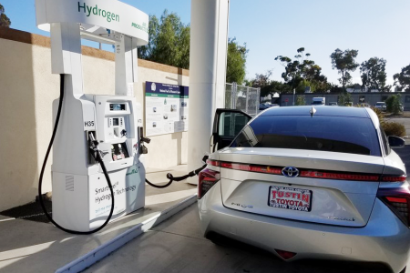 Advanced Power and Energy Program Receives CEC Grant for California Renewable Hydrogen Deployment Road Map