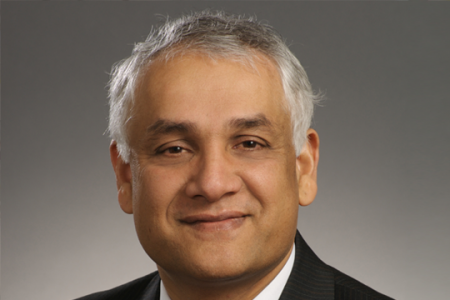 Pramod Khargonekar will assume the role of UCI's vice chancellor for research on June 30. Photo: National Science Foundation