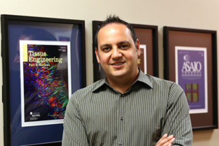 Arash Kheradvar is one of 174 who will be inducted into the AIMBE College of Fellows Class of 2021 in March.