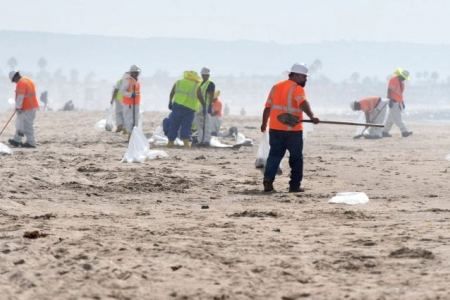 Human-caused climate change is having a profound impact on California. Through a new special report website, UCI is providing an interdisciplinary examination of the environmental transformations taking place throughout the Golden State. Steve Zylius / UCI