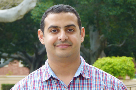Yasser Shoukry, electrical engineering and computer science professor, seeks to make cyberphysical systems like  self-driving cars, drones and smart cities safer.