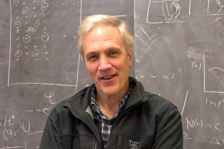 The Samueli School of Engineering welcomed Stephen Pacala, Frederick D. Petrie Professor in Ecology and Evolutionary Biology at Princeton University, during the Dean's Distinguished Lecture series.