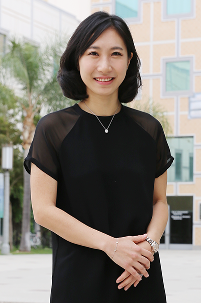 UCI Applied Innovation recognized Won with its Early Career Innovator of the Year award for her efforts to promote commercialization of her research.